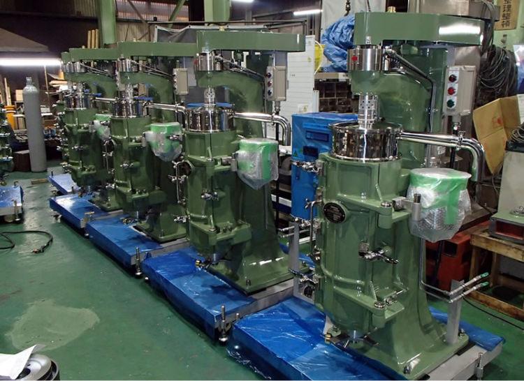 KS-type super-high-speed centrifugal separator
